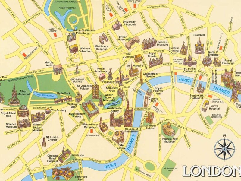 London Top 10 Tourist Attractions